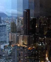 Day and Night of Tai Kok Tsui  by Vatnid