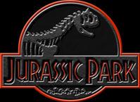jurassic park carnotaurus logo by OniPunisher