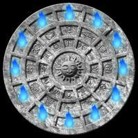 Saint Seiya Zodiac Clock by OniPunisher