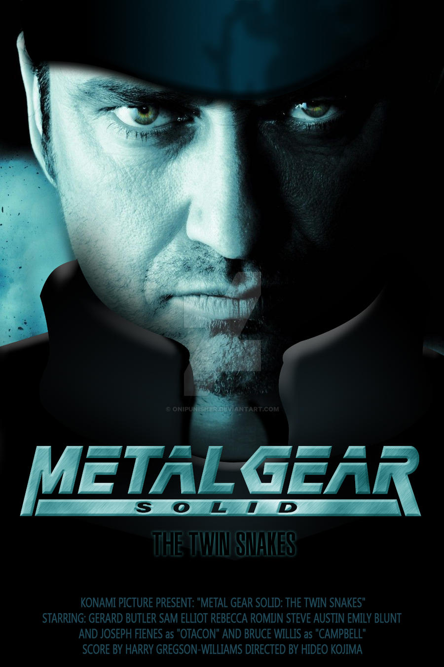 Mass Effect, Uncharted and Metal Gear SolidTHE MOVIES