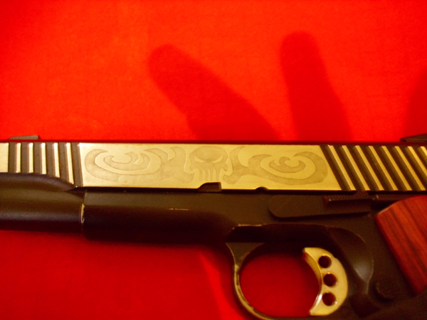 m1911 custom slide - photo #19