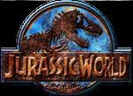 Rusty jurassic world logo