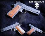 Colt 1911 Vietnam Co2