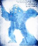 Bioshock Poster by OniPunisher