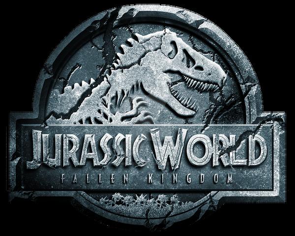 Jurassic World Fallen Kingdom logo by OniPunisher