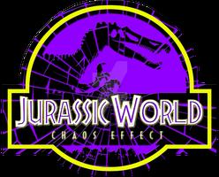 Jurassic world chaos effect Logo