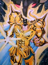Taurus gold saint Aldebaran