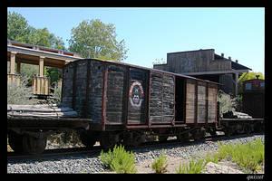 Merchandise's wagon