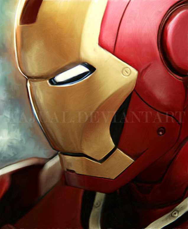 Iron Man by Kajual