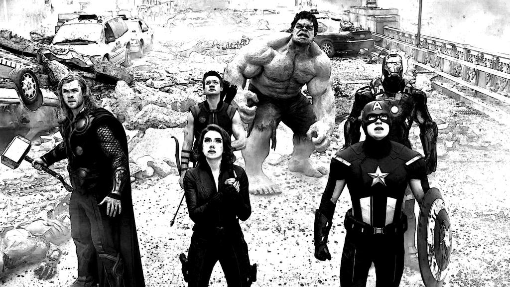 Movie Review - The Avengers | Transition of Thoughts