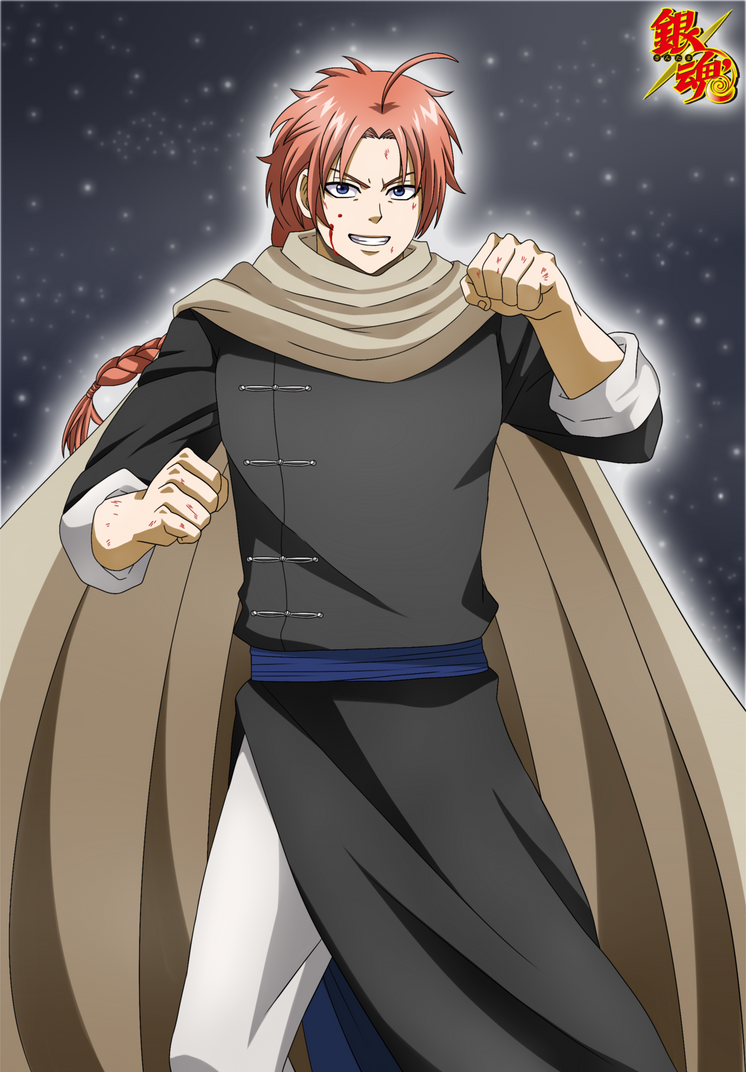 Kamui injuried Render | Anime, Yato, Rendering
