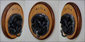 Alien Key Hook