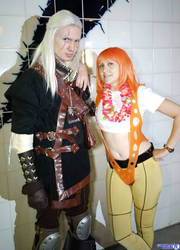 Witcher and 5th element