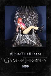 Iron throne Leeloo