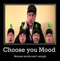 Choose your Mood by gamemastertom