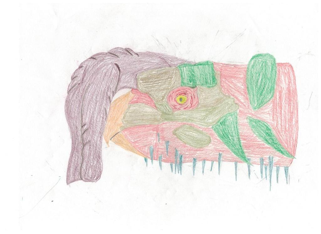 Pinacosaurus by raptorkillsall