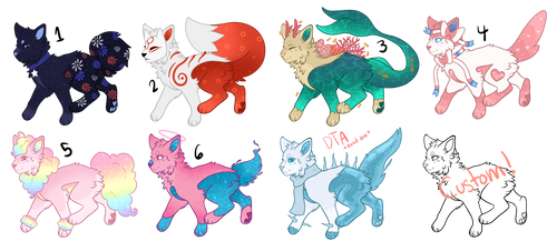 Spacecat Base Adopts!