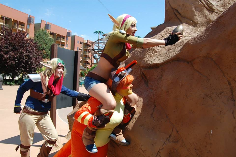 Jak II: You Got It? by SorceressCassandra