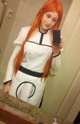 Orihime Test by blondepg