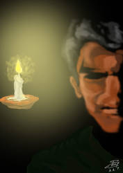 lightman by adhityano