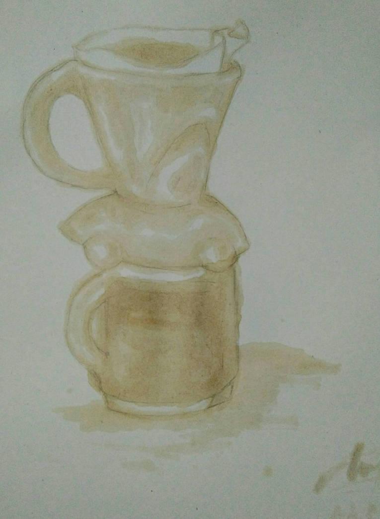 coffee by adhityano