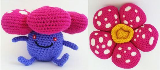 Vileplume Crochet by bekichat