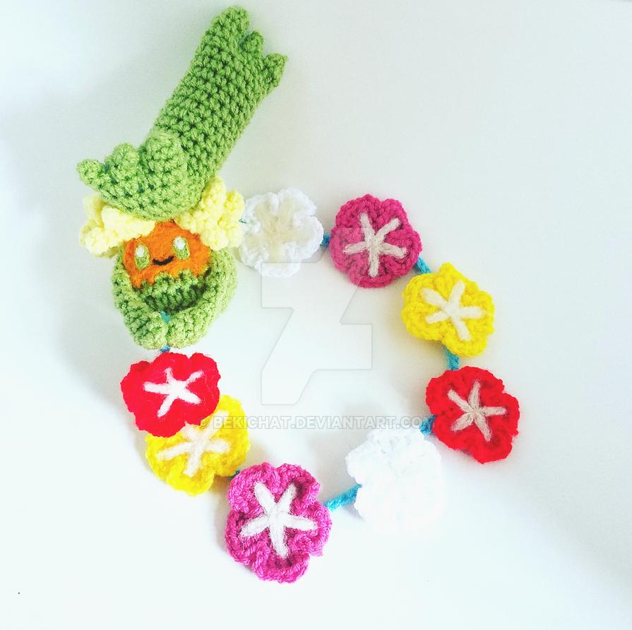 Crochet Comfey by bekichat