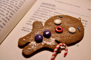 Mah Gingerbread Man. Oh by Tr0ubled-g0ldfish