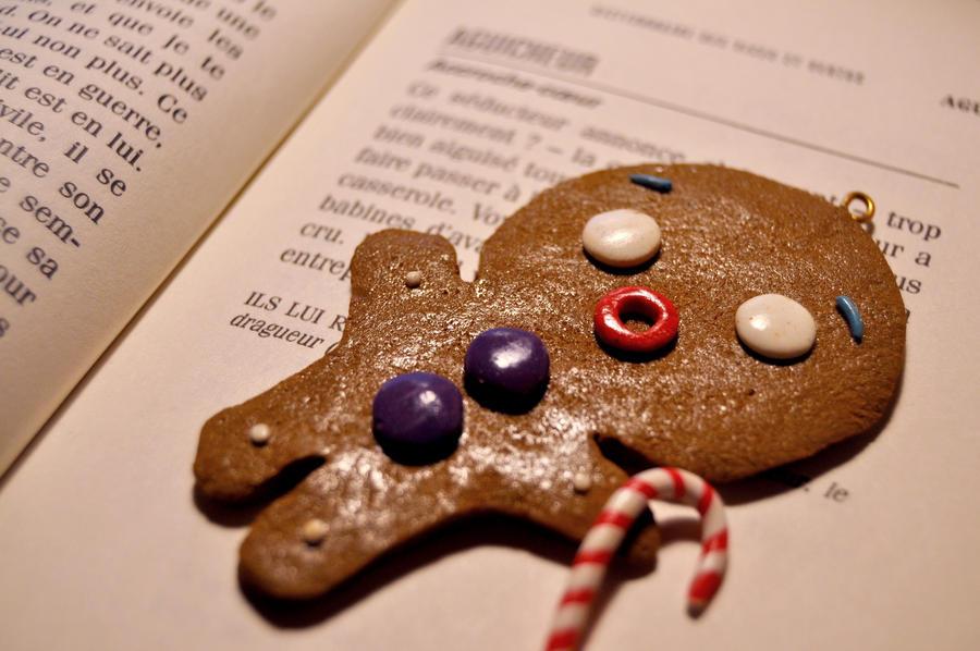 Mah Gingerbread Man. Oh