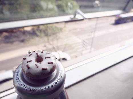 Little clay donut