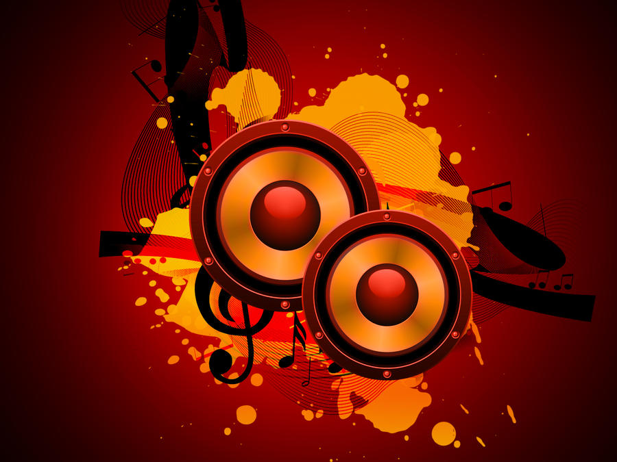 Music Wallpaper By Evey90