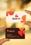 SandrArt Business Card