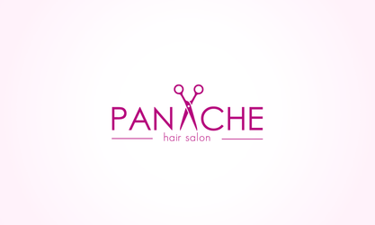 PANACHE hair salon logo