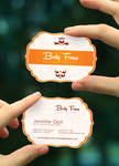 Body Focus business card by Evey90