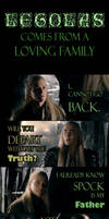 Legolas comes from a loving family
