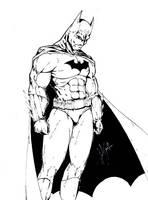 batman by salo-art