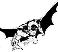 batman MASTER by salo-art