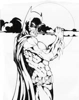 batman-luna by salo-art