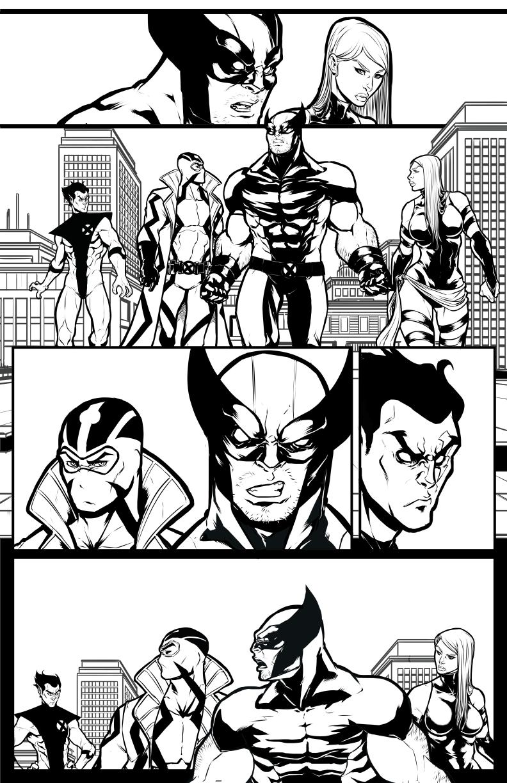 marvel test Deadpool 003 by salo-art