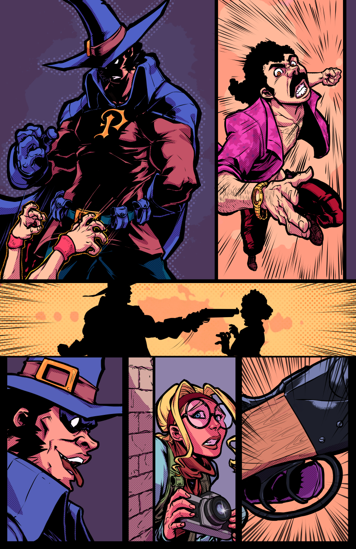 DMC comic! by salo-art
