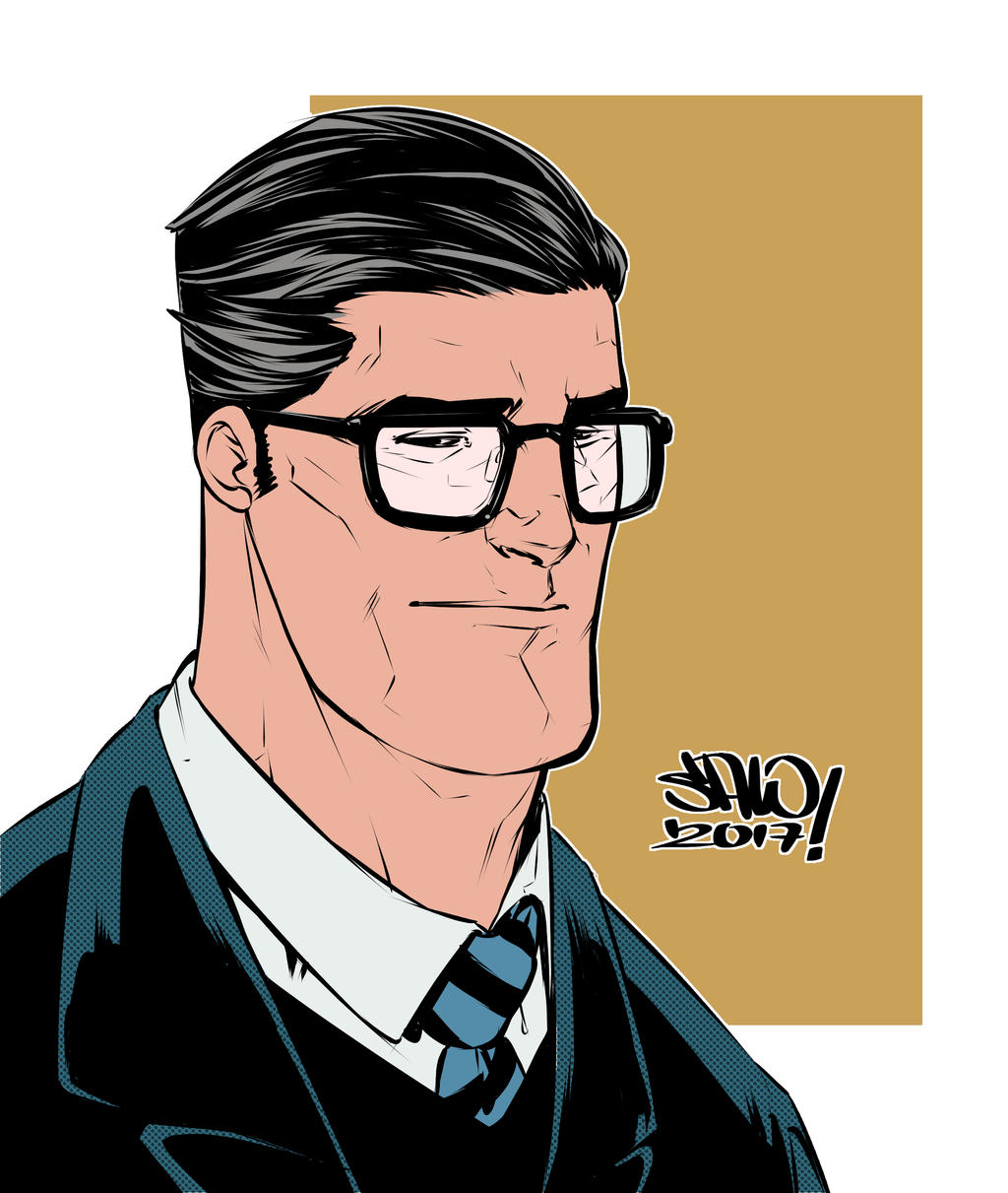 Clark Kent by salo-art