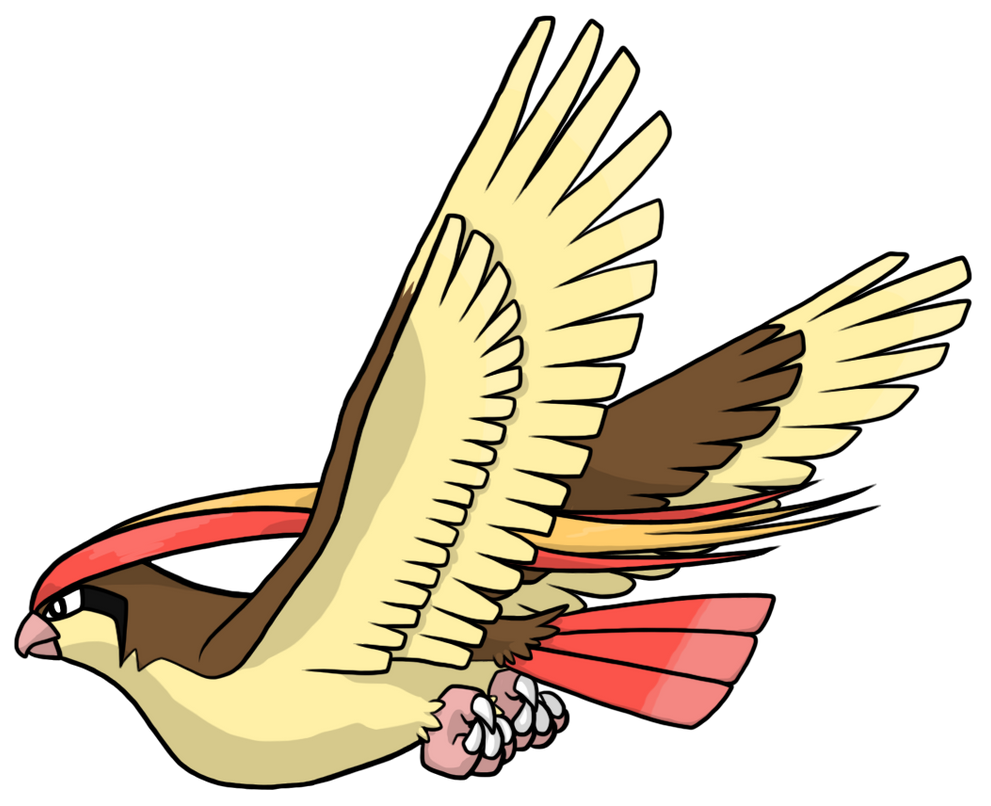 Hall of Fame Pidgeot_by_hogia-d6tjx8h
