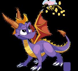 Spyro by Hogia