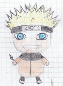 Naruto by v-x-x-x