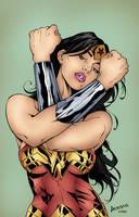 Wonder Woman 1 by Amaryth