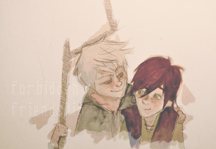 Forbidden friendship by Rakuenne