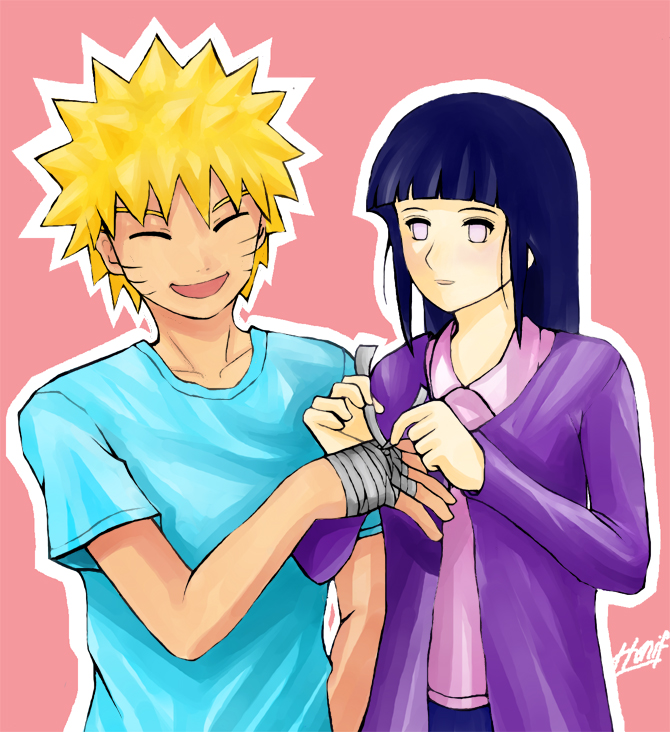 Naruto X Hinata AMV take my Hand  YouTube