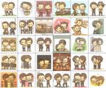 30 Day OTP Challenge: Rick x Daryl by honeyf