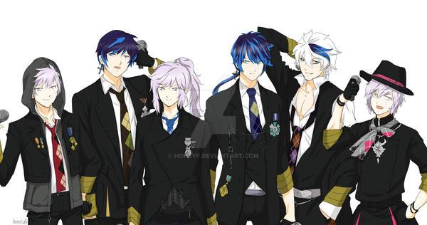 Com: C*A Boys Ver. by honeyf