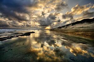 Tergniet beach1 by Zefisheye